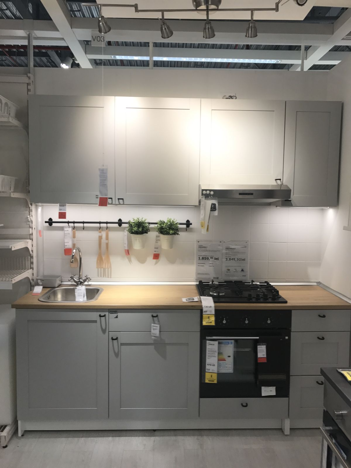 Basic IKEA Kitchen Designs Are The Easiest To Install As A DIY Project.