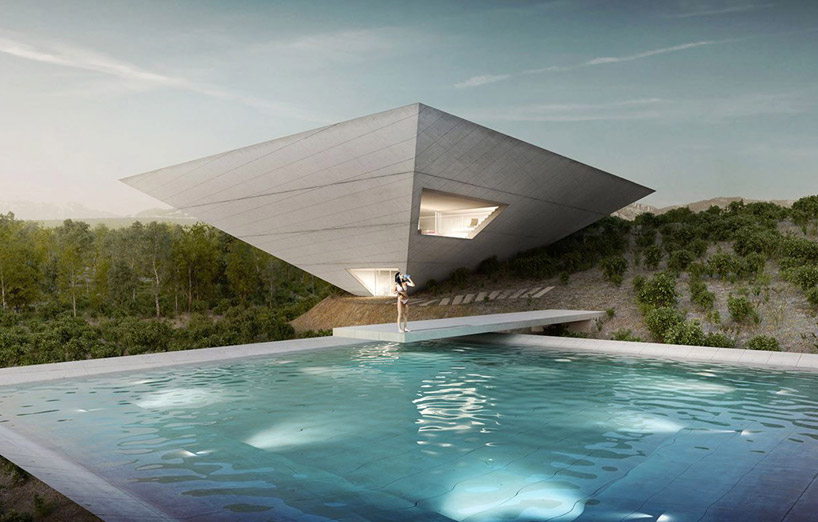 12 fantastic concept designs that take architecture to new heights rh homedit com open house concept design modern house concept design
