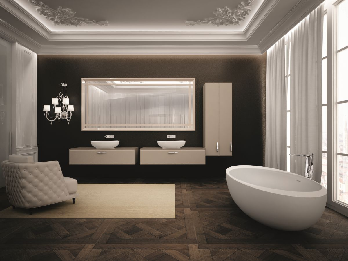 Feng shui for the modern bathroom - Bagno feng shui ...