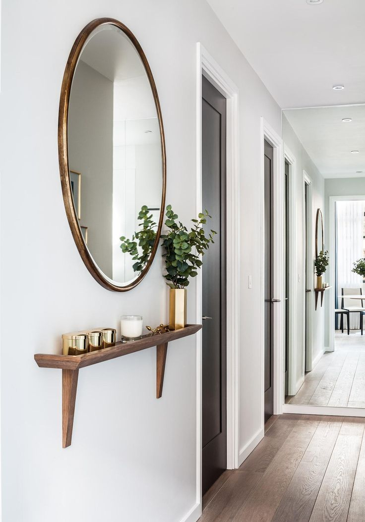 Foyer Mirror Feng Shui : How to feng shui your entryway