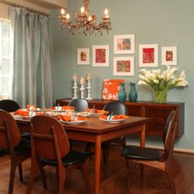 Avoid overdosing with bold colors