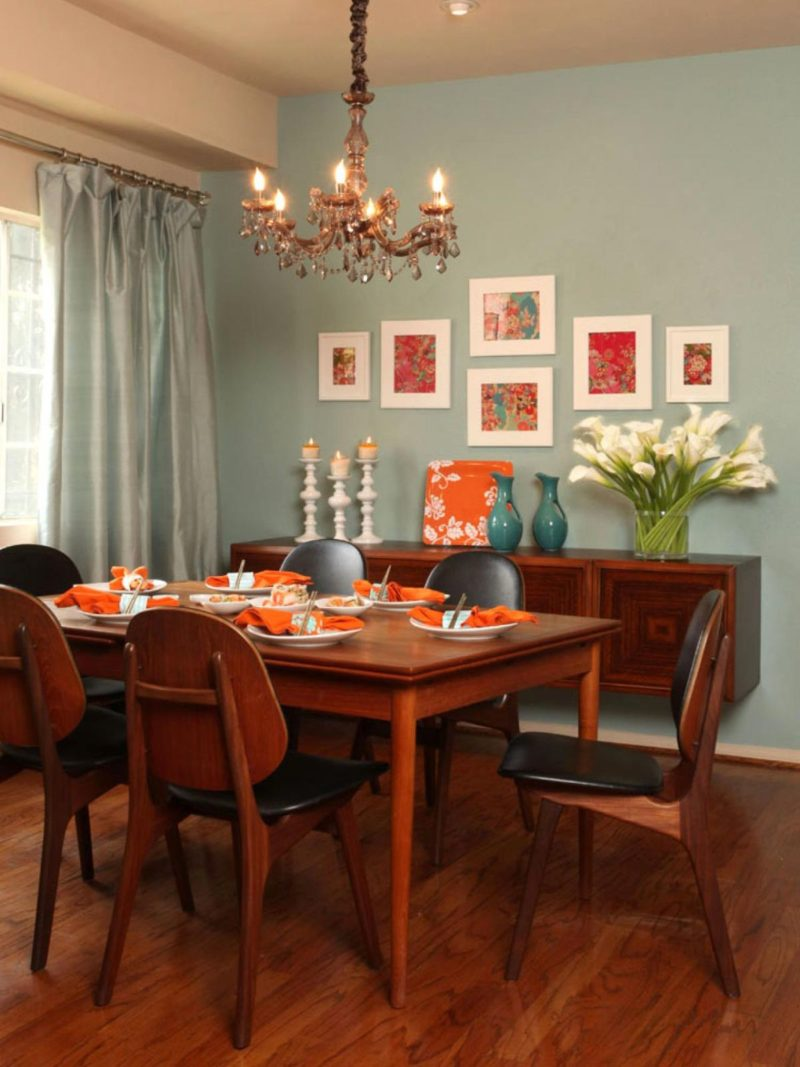 Using Color in the Feng Shui Dining Room