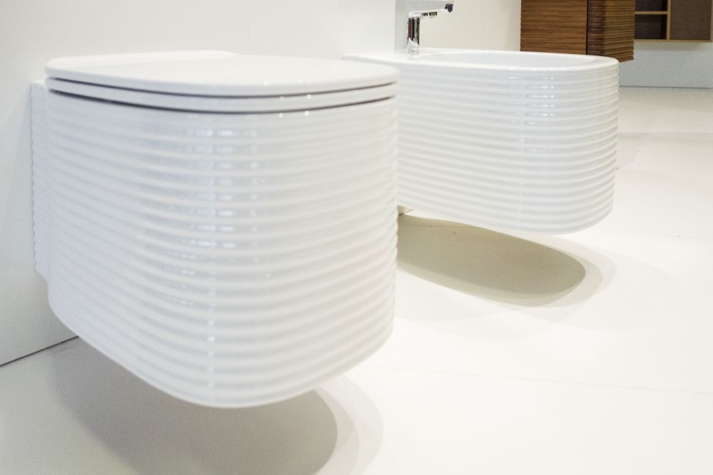 Wall Mounted Toilet Collections Worthy