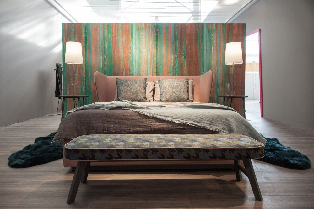 A few key elements of the modern bedroom trend for What does contemporary furniture mean