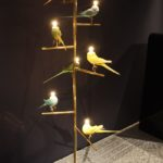 """This lamp is called """"Birds of a Feather."""""""
