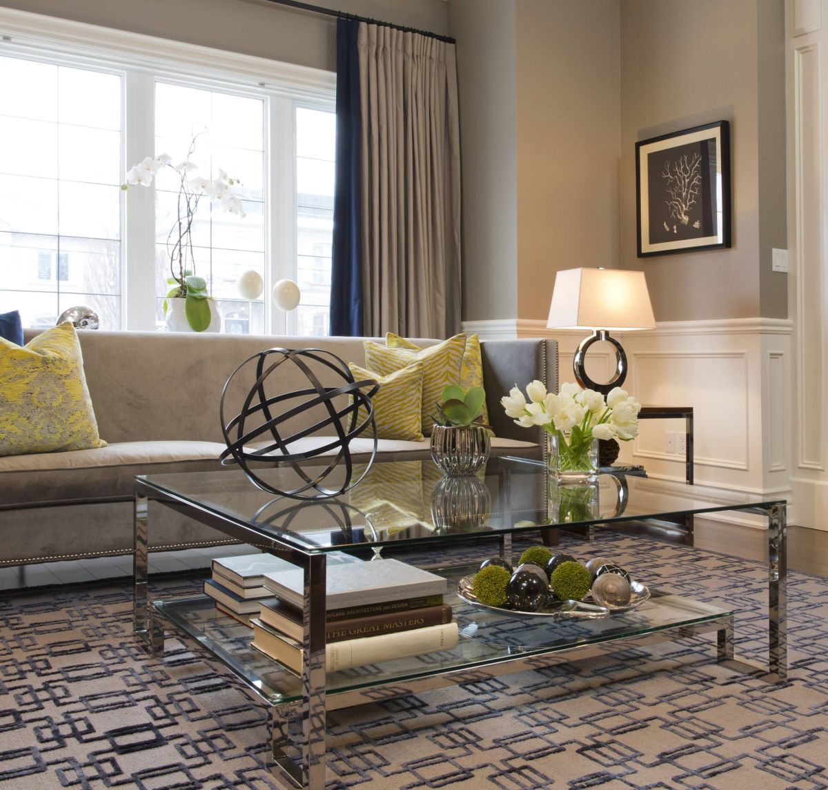 Living Room Table Toronto: 10 Coffee Tables That Incorporate The Rule Of Three