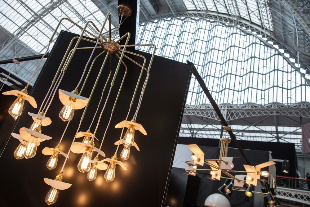 Large Pendant Lights Show Beauty Knows
