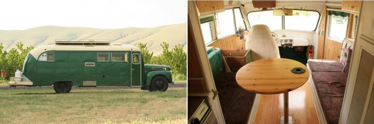 How To Turn A Bus Into A Home – Learning From The Best images 22