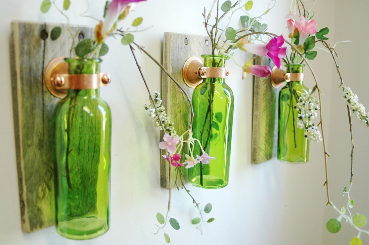 Inspiring wine bottle crafts shared by creative diy enthusiasts view in gallery reviewsmspy