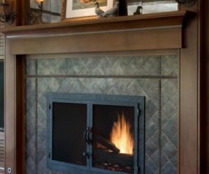 wood fireplace screens. 10 Fireplace Screens With Doors To Upgrade Your Ideas DIY Own Screen