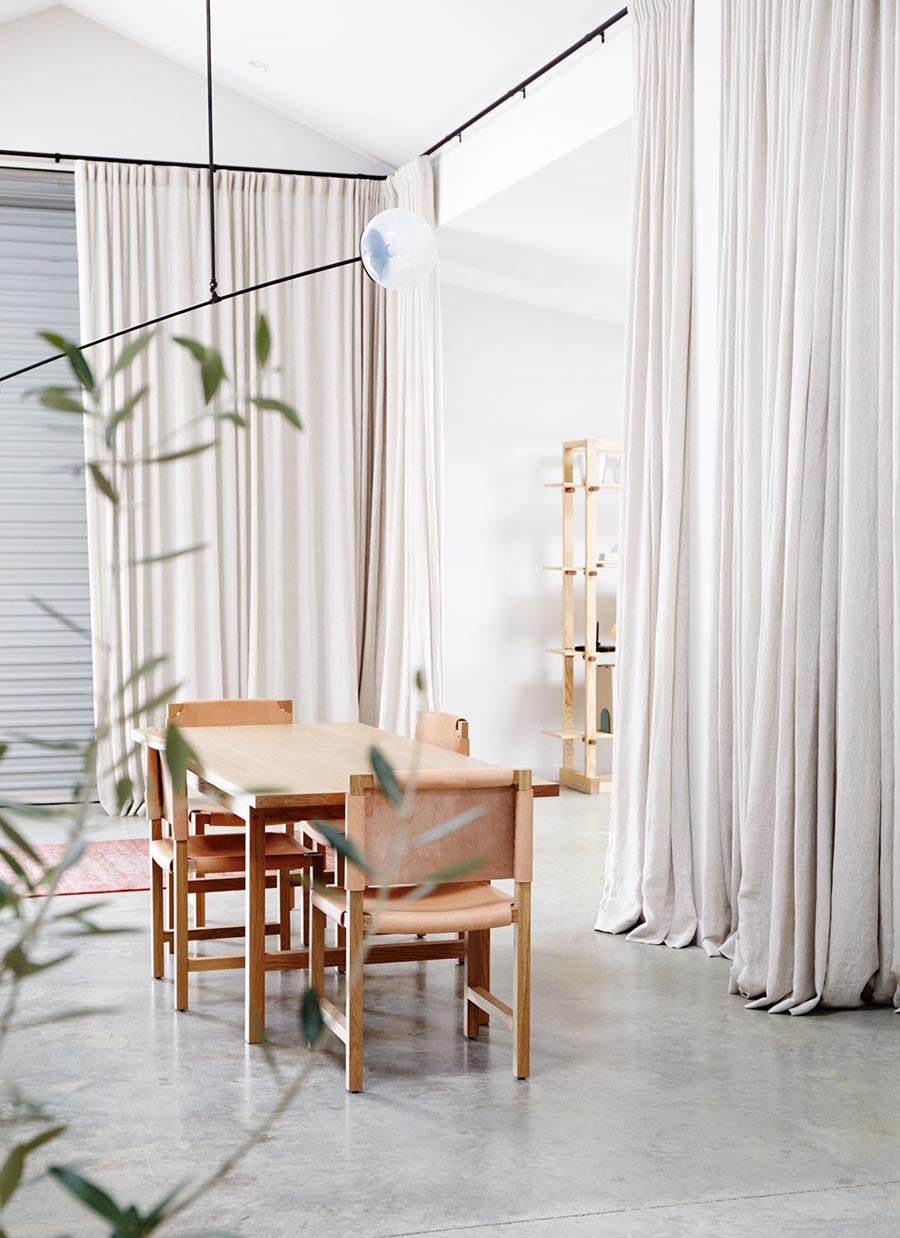. How To Reinvent Spaces With Curtain Room Dividers