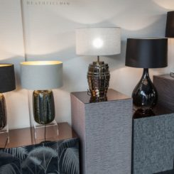 Heatfield and co table lamps collection
