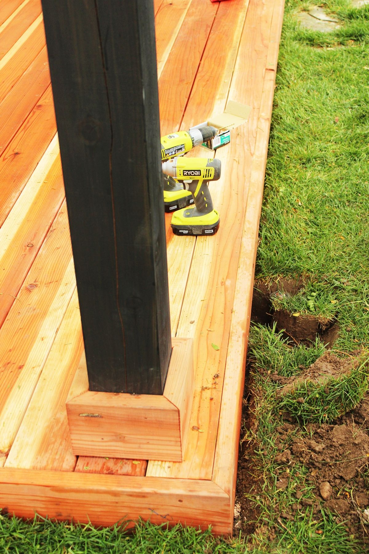 How to Trim a Redwood Deck: Finishing Touches Before Staining & Sealing images 19