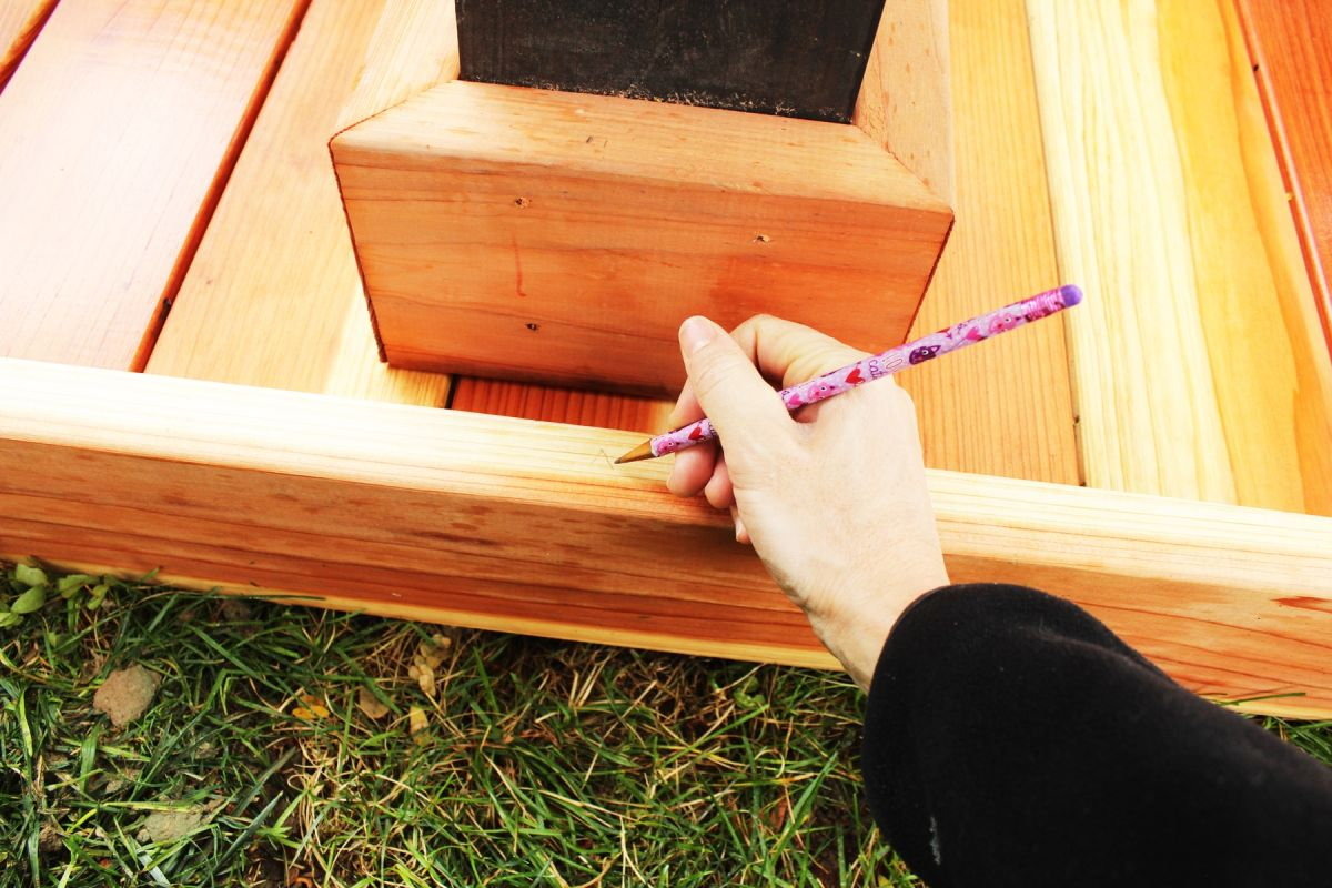 How to Trim a Redwood Deck: Finishing Touches Before Staining & Sealing images 10