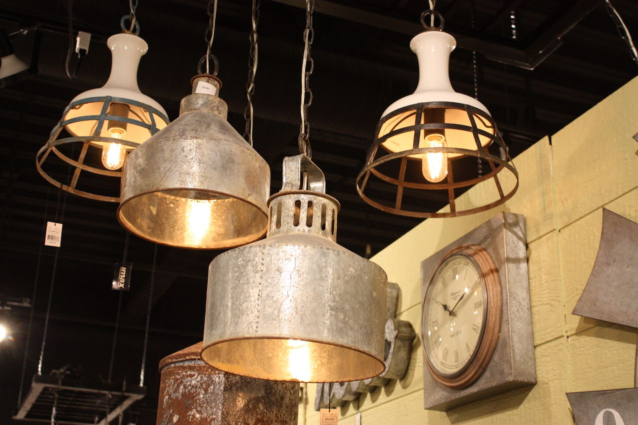 Alone or in a grouping, pendants can change the mood of a room.