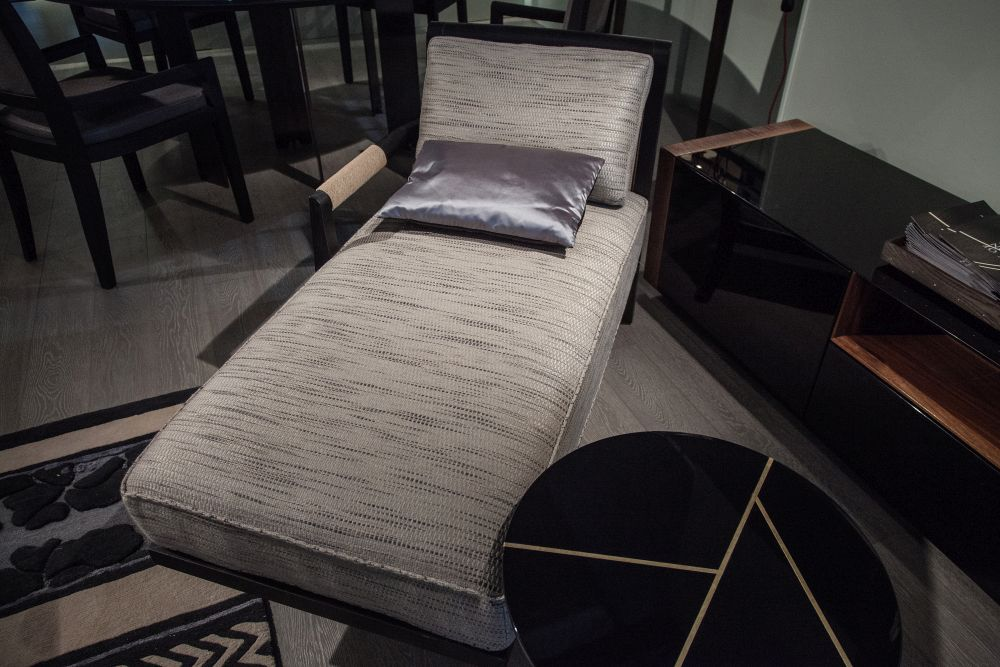 A daybed or a chaise longue can turn out to be great if you fall asleep while reading