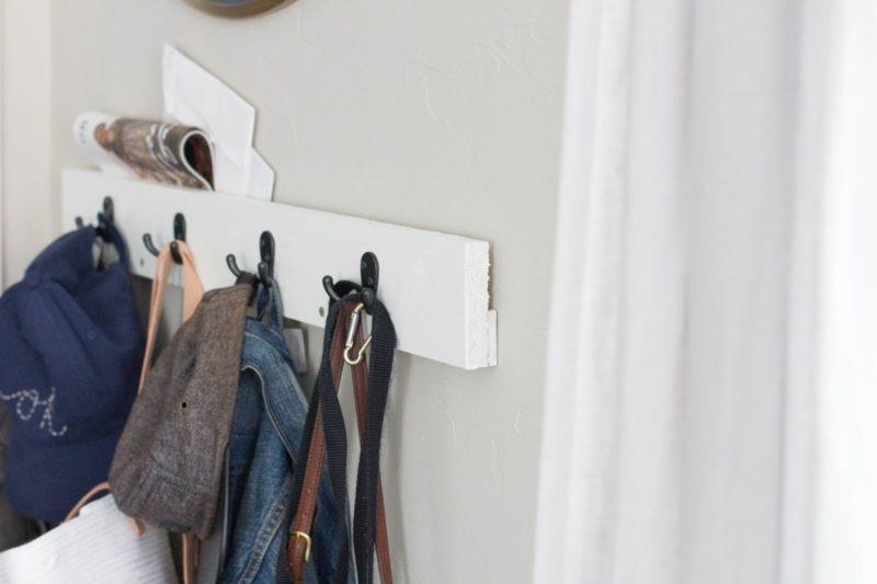 25 DIY Entryway Organizers You Could Build Right Now