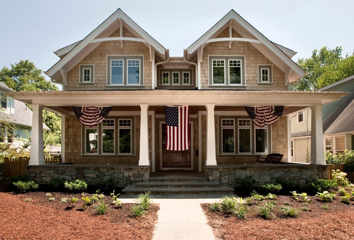 Everything you need to know about craftsman homes for American craftsman homes