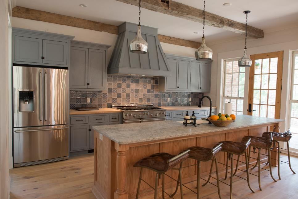 10 Types of Rustic Kitchen Cabinets to Pine For