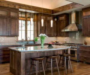 wood kitchen cabinets with wood floors. 10 types of rustic kitchen cabinets to pine for wood with floors o