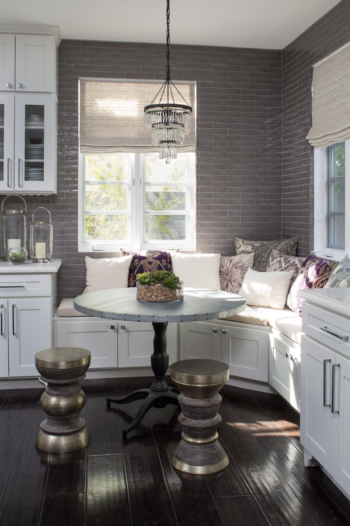 30 Breakfast Nook Bench Ideas That Will