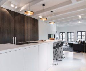Minimalist Design Transforms Amsterdam Apartment Into Quiet Retreat