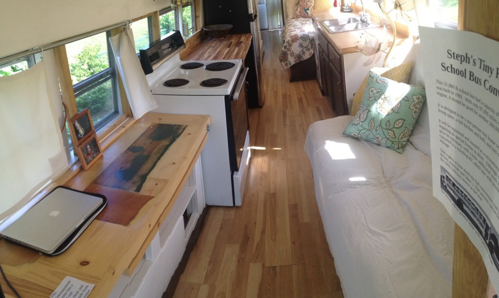 How To Turn A Bus Into A Home – Learning From The Best images 20
