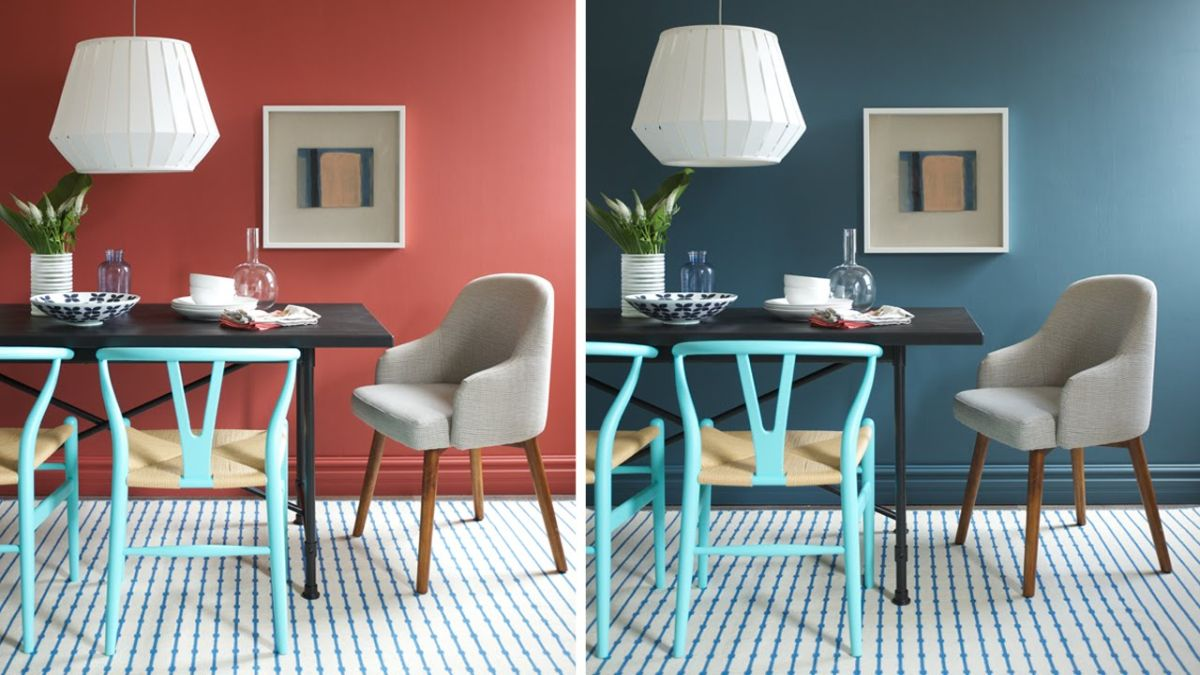 using color in the feng shui dining room. Black Bedroom Furniture Sets. Home Design Ideas