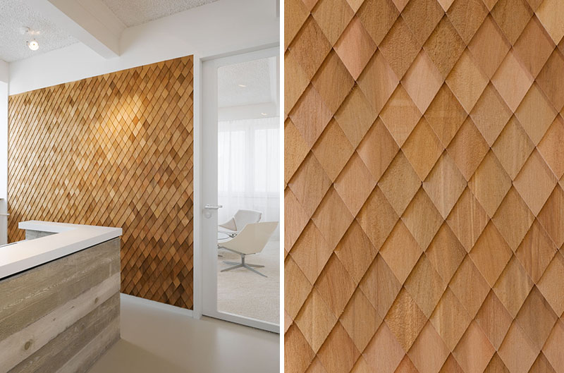 Cool uses for decorative wall panels in modern spaces - Interior design wood walls ...