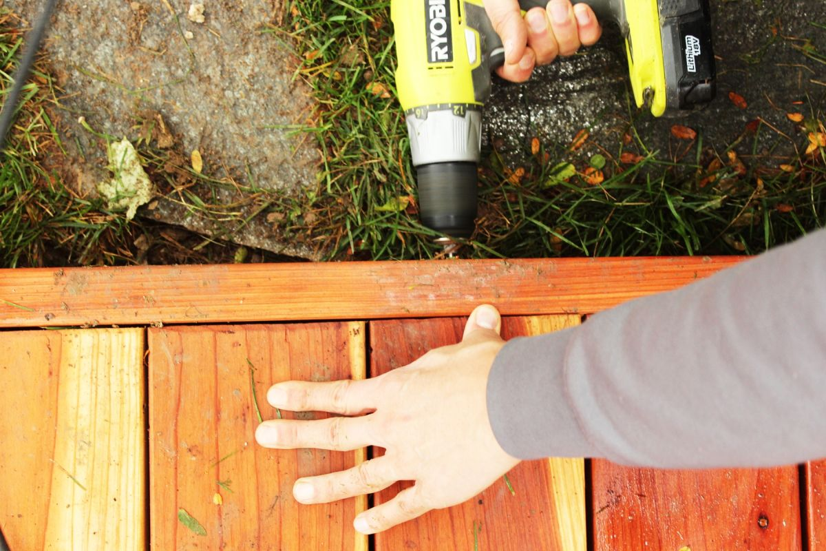 How to Trim a Redwood Deck: Finishing Touches Before Staining & Sealing images 17