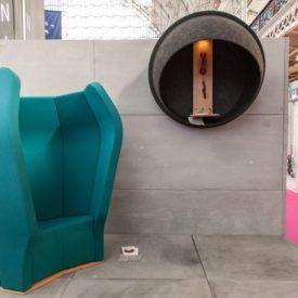 beatnik sound station chair