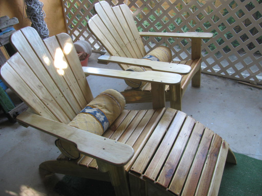 Adirondack chair plans comfort and style for your patio for Adirondack chaise lounge plans
