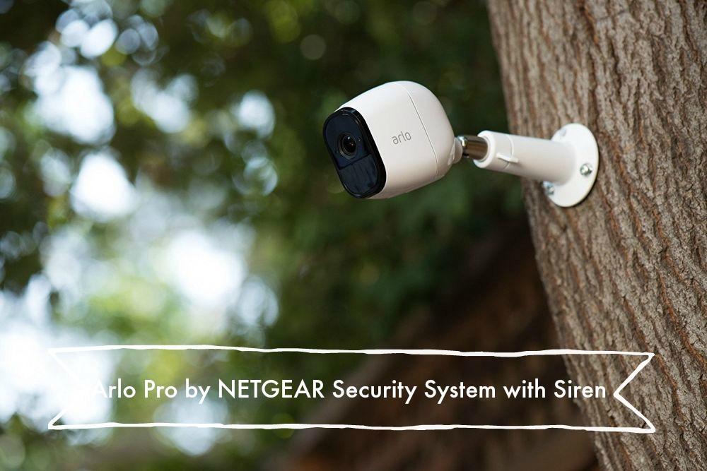 Netgear Sicherheitssystem Arlo Pro VMS4130