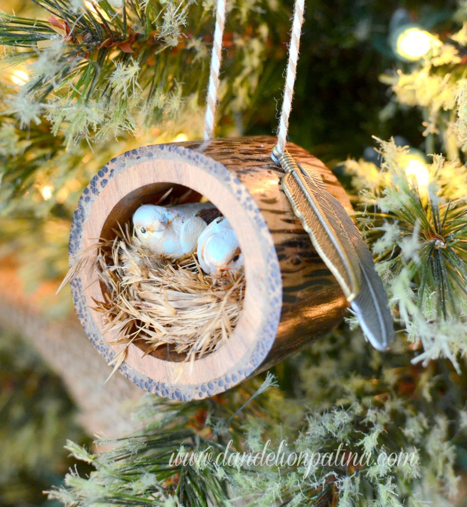Charming DIY Decorations For A Rustic Christmas images 22