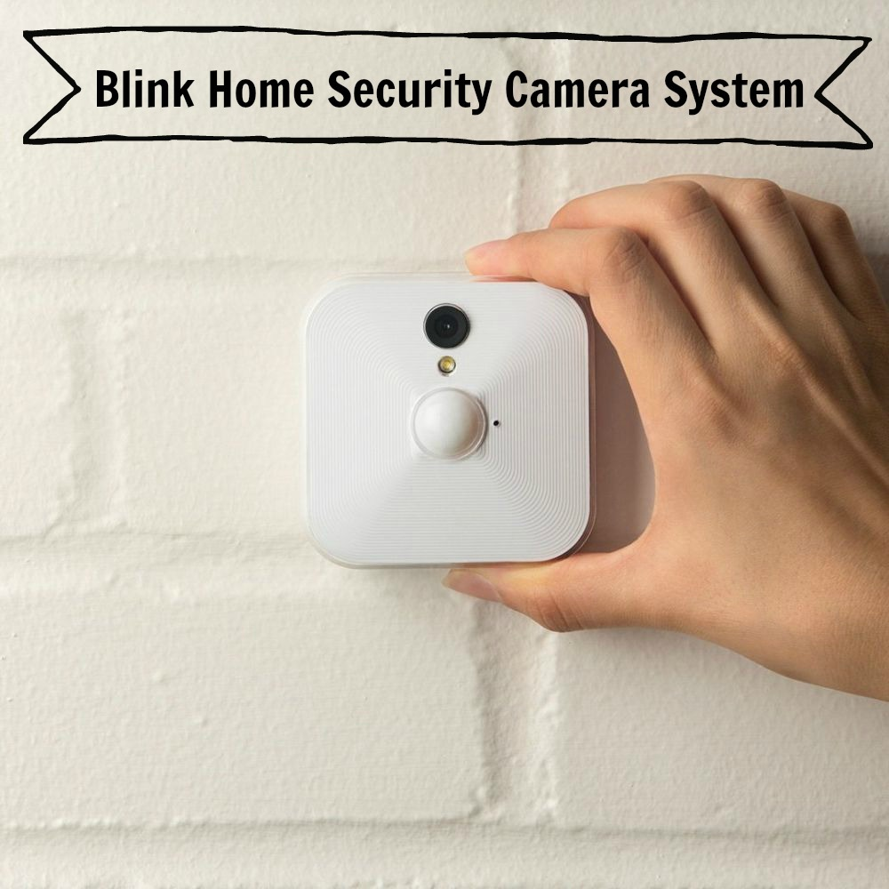 Blink Home Security Camera System W