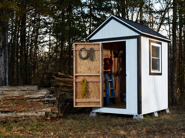 How To Build A Garden Shed From Scratch – Simple Plans With Lots Of Charm