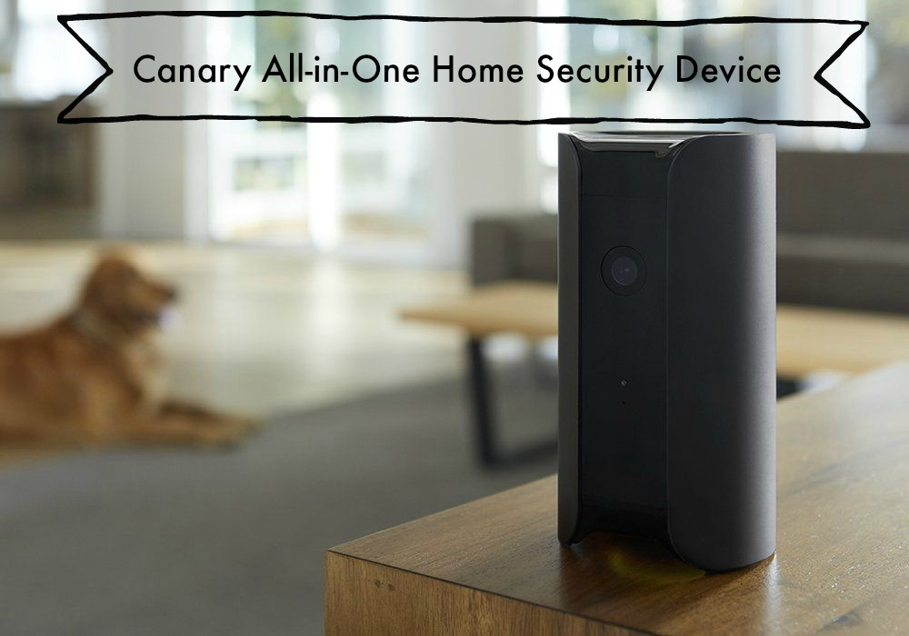 Canary All-in-One Haussicherheitsgerät
