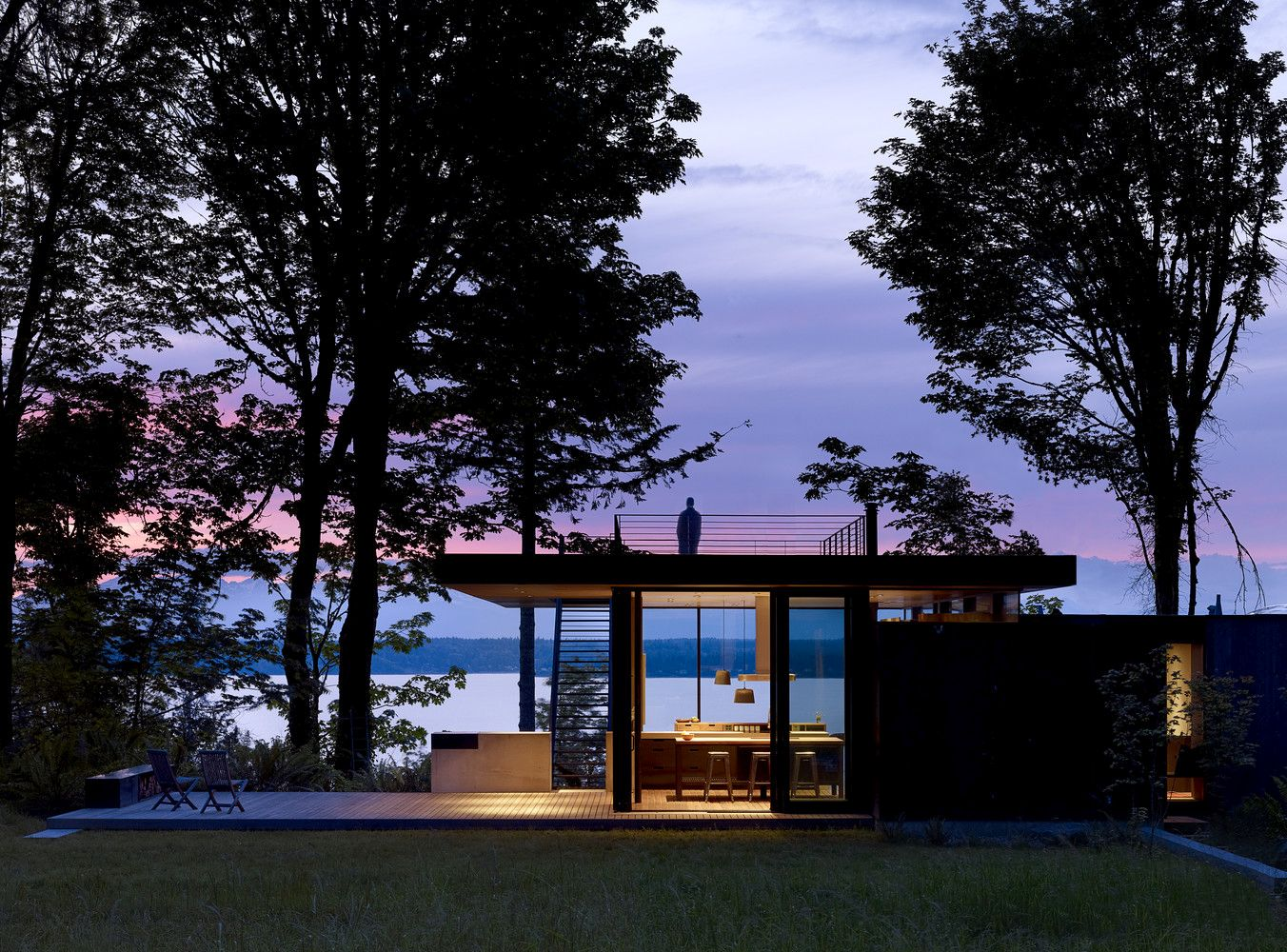 10 Waterfront Properties That Speak Nature\u0027s Language