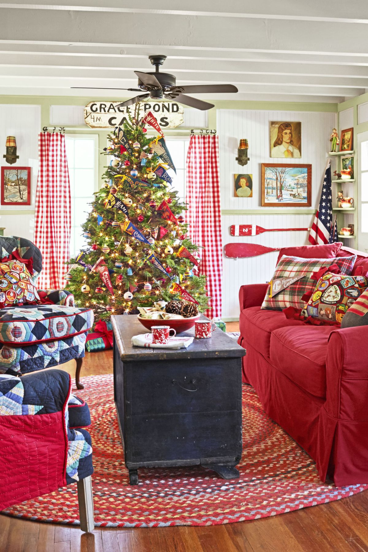 All The Wonderful Christmas Tree Ideas You Need For A Wonderful Holiday images 31
