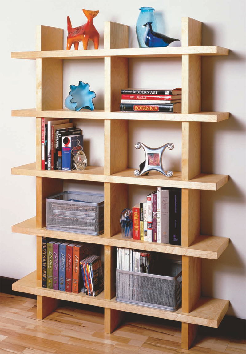 Inspiring Bookcase Plans That Let You Take Matters Into Your