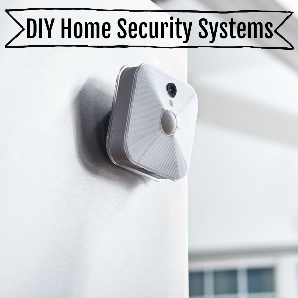Diy Home Security Systems For Safety Peace Of Mind Contacts Wiring Series