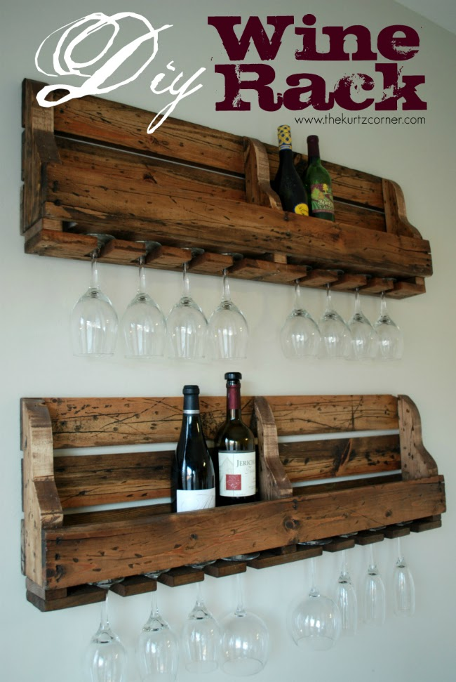 Cool Wine Rack Plans And Inspiring Designs You Can Make Your Own