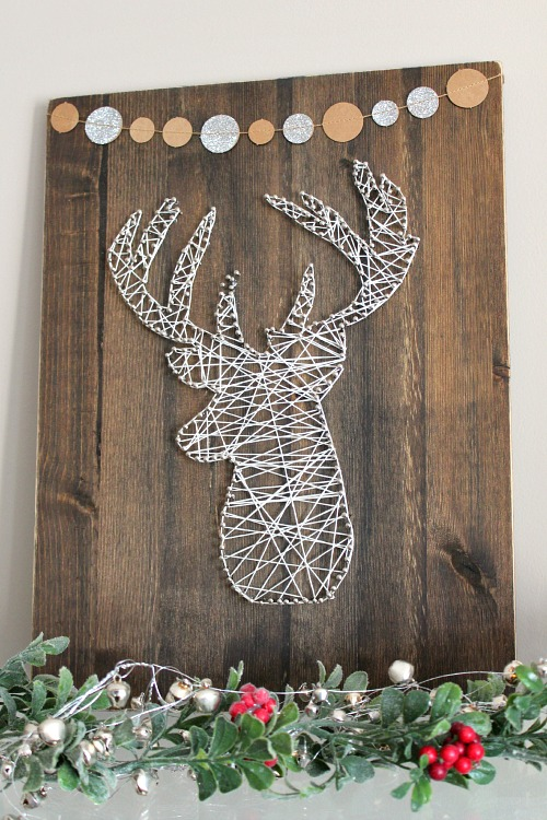Charming DIY Decorations For A Rustic Christmas images 2