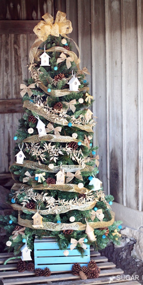 All The Wonderful Christmas Tree Ideas You Need For A Wonderful Holiday images 26