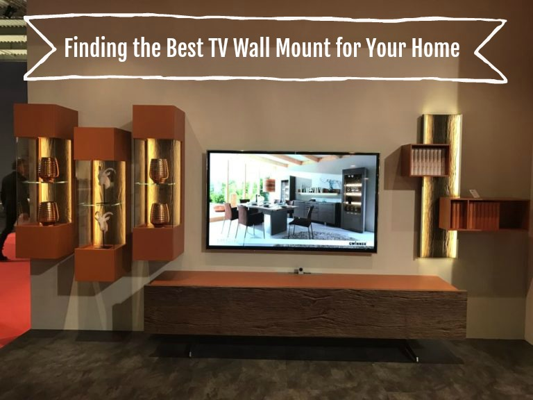 Finding the Best TV Wall Mount for Your Home on modern tv wall design, bedroom tv wall design, led tv wall design, contemporary tv wall design, living room tv wall design,