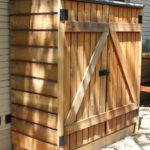 Garden Tool Shed - DIY