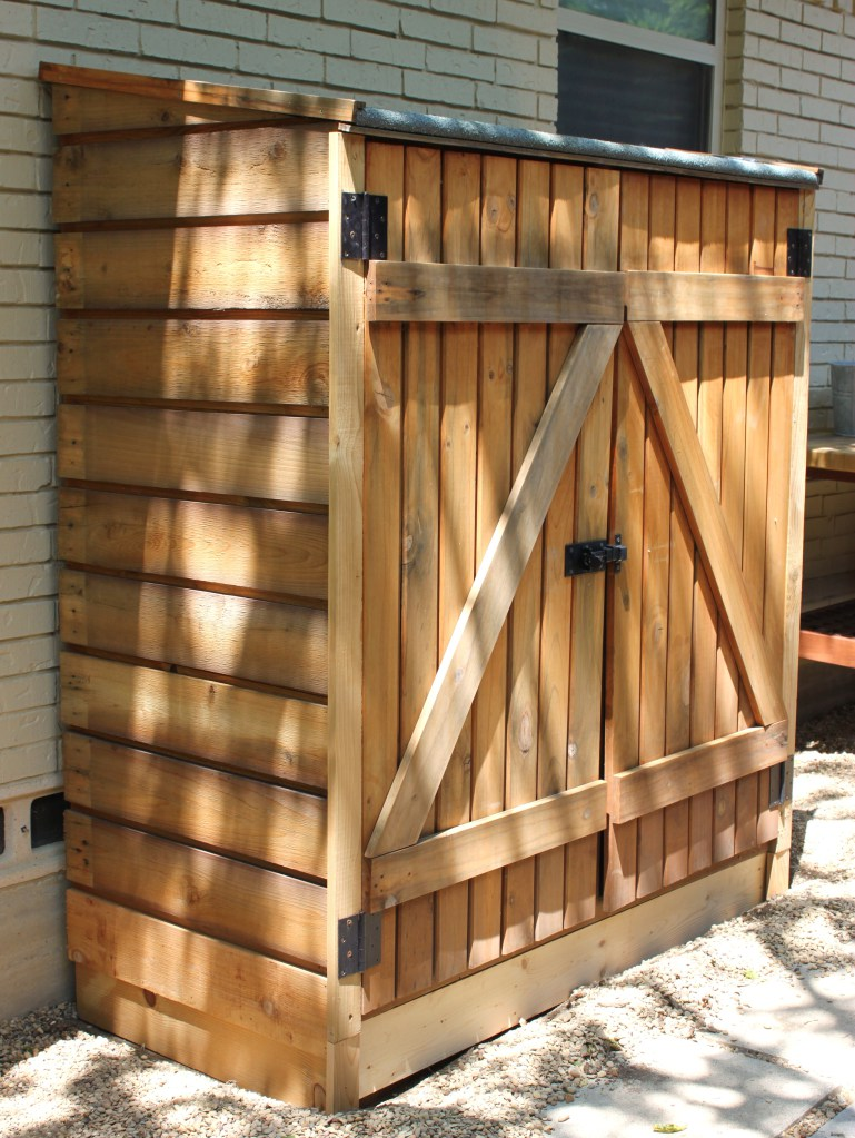 How To Build A Garden Shed From Scratch - Simple Plans With Lots Of ...