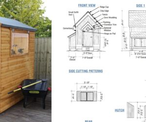 Elegant How To Build A Garden Shed From Scratch U2013 Simple Plans With Lots Of Charm Amazing Pictures