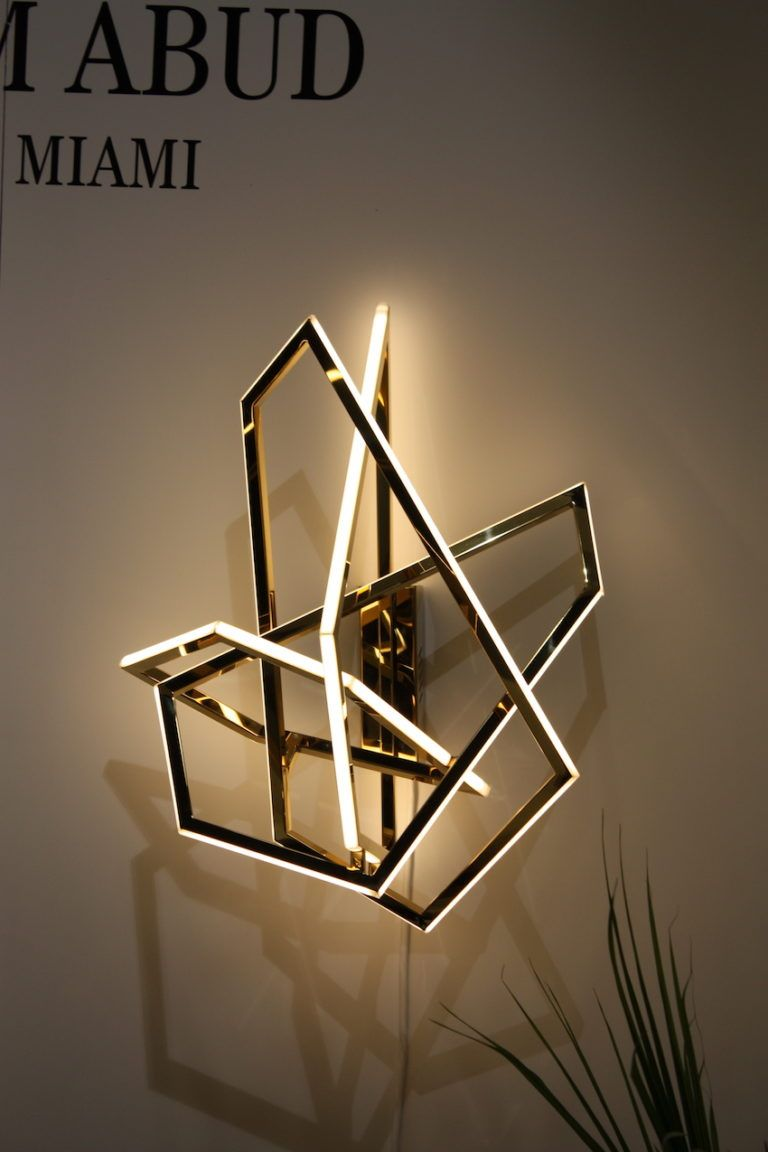 Using this type of light as a sconce is more novel than the typical sconce design.