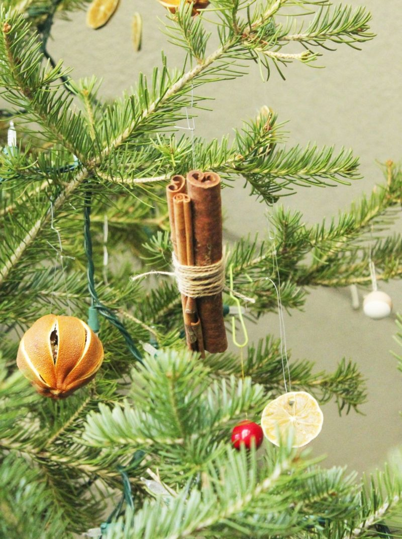 Homemade Christmas Ornaments: A Natural Way To Decorate Tree